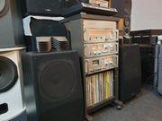 Fischer Stereo Musik HiFi Anlage