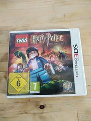 Harry Potter Nintendo 3DS Spiel