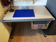 Mitwachsender Schreibtisch von moll