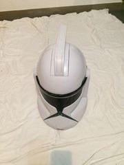 Star Wars Helm inkl Geräuschschalter