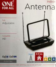 ONE FOR ALL Zimmerantenne DVB-T