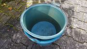 verkaufe 2 Leseeimer blaue Eimer
