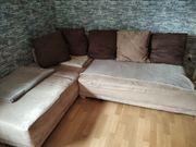 Couch mit Schlaf Funktion zu