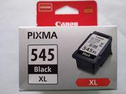 545 XL black neue Tintenpatrone