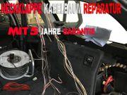 BMW E91 Heckklappe Kabelbaum Kabelbruch