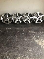 4 x Alufelgen Opel 15