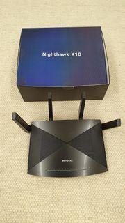 Router Netgear Nighthawk X10