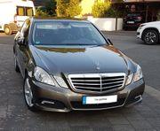 Top gepflegt Mercedes Benz E-Klasse