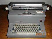 OLIVETTI TEKNE 3 elektrische Schreibmaschine