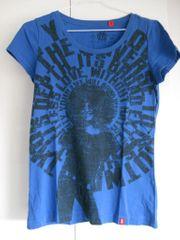 T-Shirt EDC Gr M ausdruckstarker