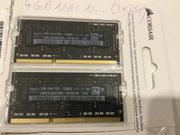 2 x 2GB RAM für