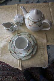 Kaffee- u Speiseservice Marke Winterling