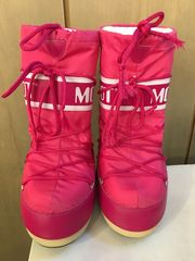 Moon Boot Gr 31-34 pink