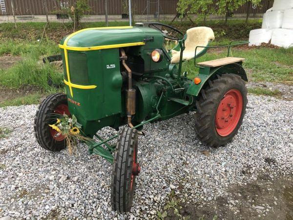 Deutz Oldtimer Traktor BJ 1950 -