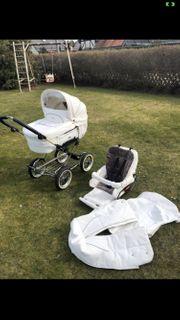 Kinderwagen Emmaljunga Mondial de Luxe