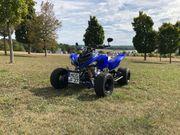 Yamaha Raptor YFM 700R mit