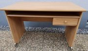 Schreibtisch klein buche