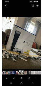 Playstation 5 neu Disc Version