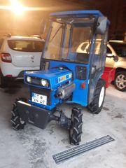 Iseki Traktor 4X4 Allrad