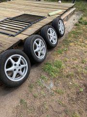 4 x Alufelgen für VW