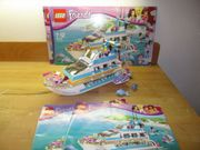 Lego Friends 41015 Yacht
