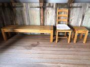 Esszimmer Möbel Stühle Bank Hocker