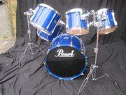 Pearl Session Elite Drumset hochwertig -