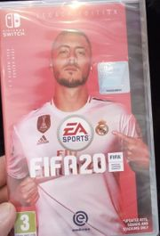 Nintendo Switch FiFA 20