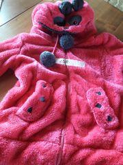 Bärenjacke in M pink