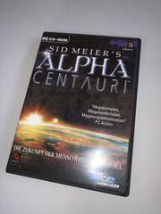 PC Spiel Sid Meiers Alpha