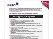 IT-Support IT-Helpdesk m w d