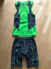 2XU Triathlonanzug zweiteilig Gr L