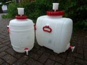 Kunststoff Fässer Marke GRAF gebraucht