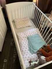 Babybett Umbau fähig