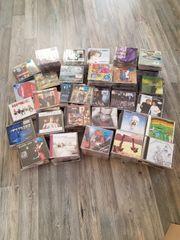 CD-Sammlung - 264 Single-CDs und 62