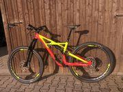 Downhill Mountainbike Fahrrad Specialized Enduro