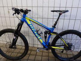 Mountain-Bikes, BMX-Räder, Rennräder - Ghost Cagua Enduro Bike 27
