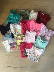 Kleidungspaket 16 Teile Mädchen 110