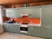 Tolle Einbauküche mit Geräten sehr