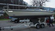 Int 806 - GER 393 Segelyacht