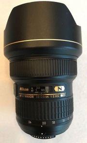 Nikon AF-S 14-24 mm F