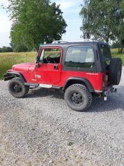 Jeep Wrangler YJ LPG Soft-und