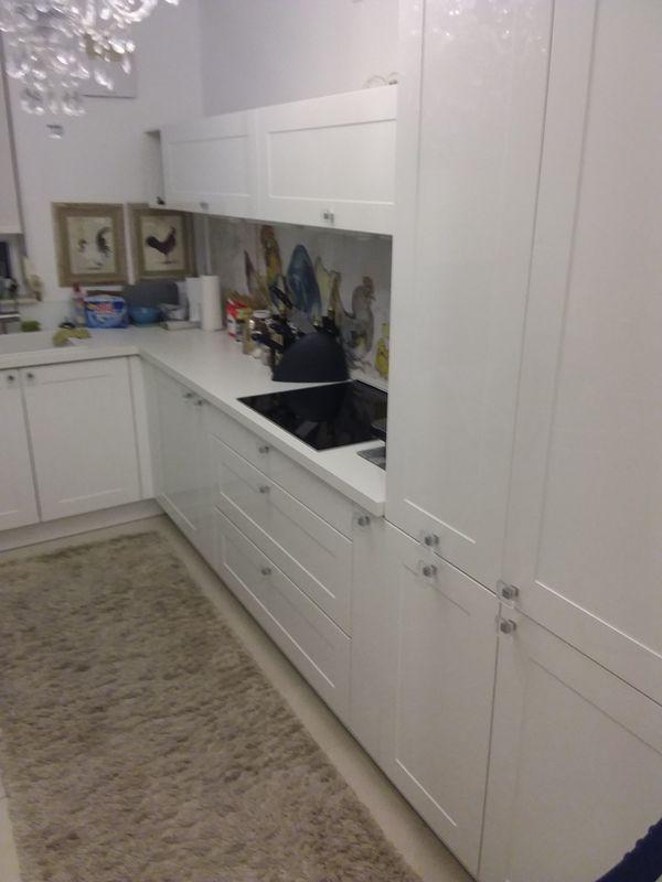 moderne Küche (weiß) inkl. Geräte zu verkaufen in Schwäbisch Gmünd ...