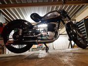 Puch 250 TF Oldtimer Motorrad