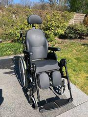 Rollstuhl Breezy Realx 2 Pro