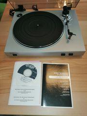 Plattenspieler Ion TTUSB05 - Grau
