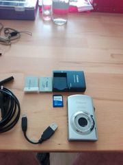 Canon Ixus 870IS