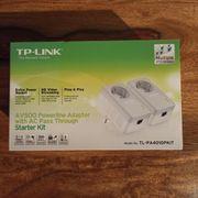 TP-Link Powerline TL-PA4010P KIT AV