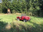 Jeep Overland Bj 1960 verkaufen