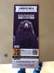 Southside Festival Ticket 3 Tage